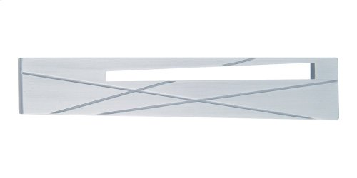 Modernist Right Pull 3 Inch (c-c) - Brushed Nickel