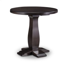 "Avalon End Table, Avalon End Table, 32"" dia. x 30""h"