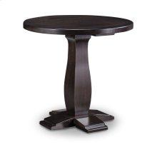 """Avalon End Table, Avalon End Table, 24"""" dia. x 24""""h"""