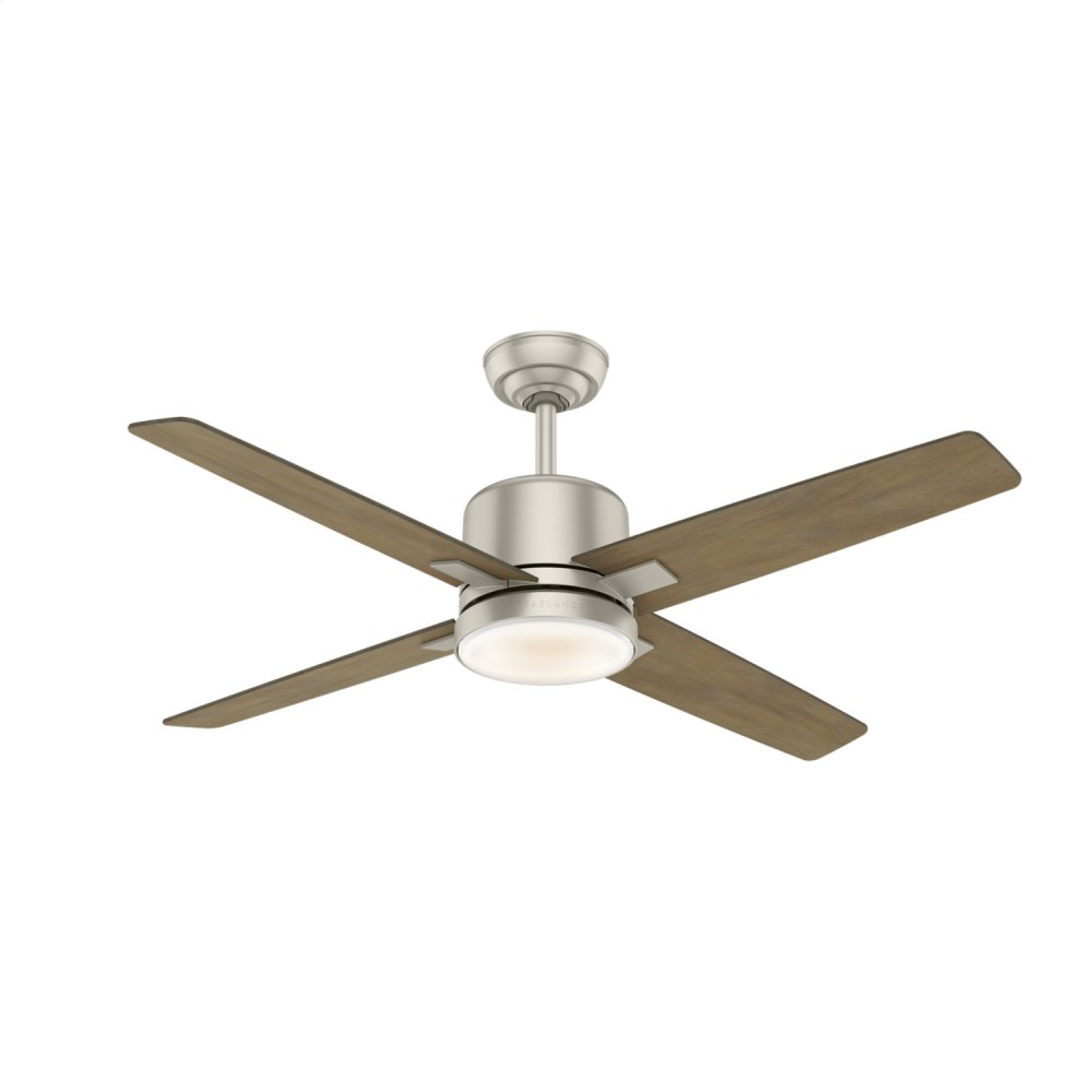 Axial with LED Light 52 inch Ceiling Fan