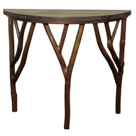Branch Alexis Table, Dark Brown