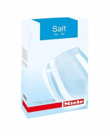 GS SA 1502 P Dishwasher salt, 6 x 1.65 lb for optimum function and performance of a Miele dishwasher.