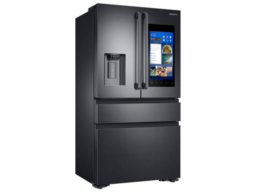 22 cu. ft. Capacity Counter Depth 4-Door French Door Refrigerator with Family Hub (2017)