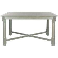 Bleeker Wood Dining Table - Ash Grey