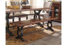 Large Dining Room Bench Product Image