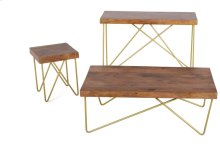 "Walter Brass Inlay Sofa Table 46"" x 17"" x 30"""