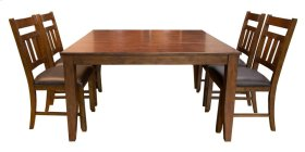 Square Butterfly Table