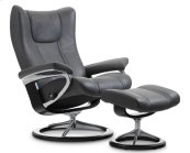 Stressless Wing (L) Signature chair