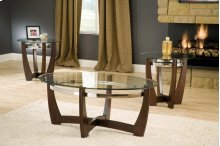 Venus Cherry Occasional Tables