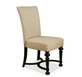 Mix-N-Match Side Chair Kettle Black finish