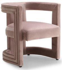 "Blair Velvet Accent Chair - 26"" W x 24.5"" D x 28"" H"
