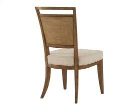 Upholstered Back Side Chair - Kd