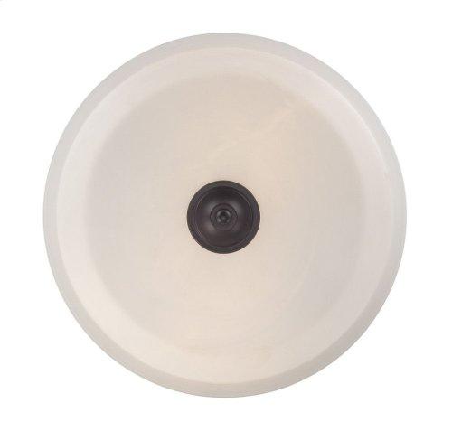 Melrose 2 Light Semi-Flush