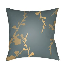 "Chinoiserie Floral CF-016 20"" x 20"""