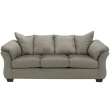 Signature Design by Ashley Darcy Sofa in Cobblestone Microfiber [FSD-1109SO-COB-GG]