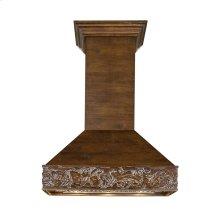 Designer Wood 373RR Wooden Hood