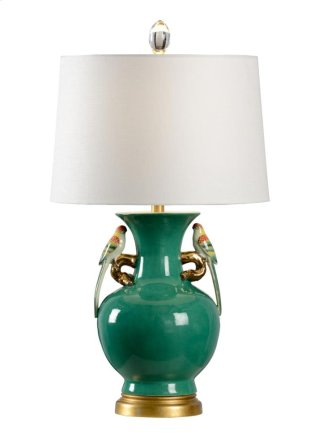 Tori Lamp - Green