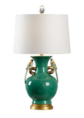Tori Lamp-green