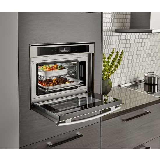 Additional Display Demo Model 24 Inch Steam And Convection Wall Oven