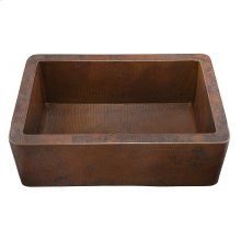 Toscana Black Copper Kitchen Sink