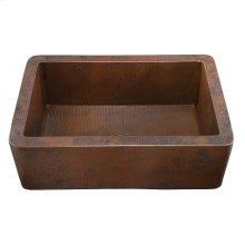 Toscana Black Copper Kitchen Sink