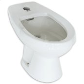 Cadet Bidet  Center Hole Only  American Standard - White