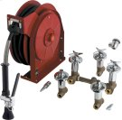 Hose Reel Assembly with Fitting Product Image