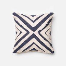 Blue / White Pillow