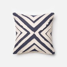 Blue / White Pillow