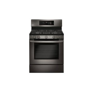 LG Appliances5.4 cu. ft. Gas Single Oven Range with Fan Convection and EasyClean(R)