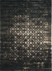 Black / Tan Rug