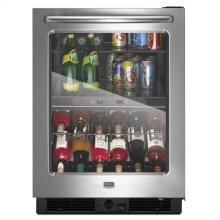 Dual Temperature Zone Beverage Center
