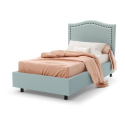 Elegance Upholstered Bed - Twin XL