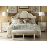 Platform King Bed Product Image