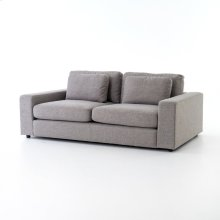 """Chess Pewter Cover Bloor 82"""" Sofa"""