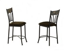 Red Rock Pub : Red Rock Wood / Stone Barstool