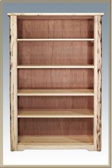 Montana Log Bookcase