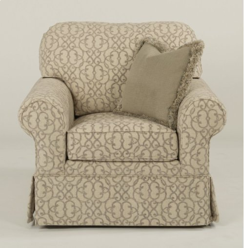 Camilla Fabric Chair