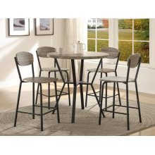 Crown Mark 1730 Blake Counter Height Dining Group