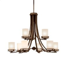 Hendrik Collection Hendrik 9 Light Chandelier - OZ