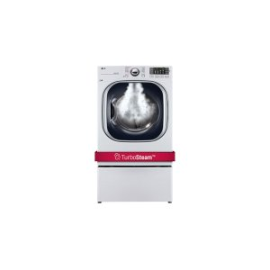 LG Appliances7.4 cu. ft. Ultra Large Capacity TurboSteam Electric Dryer