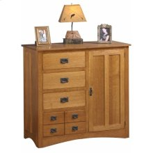 Bridger Mission Small Chifforobe