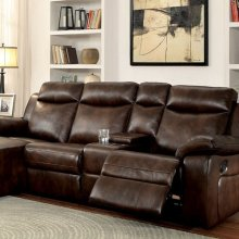 Hardy Sectional W/ Console