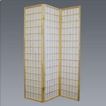 3 Panel Wood Room Di