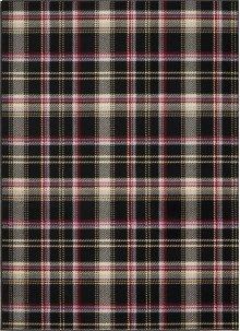 Grafix Grf03 Black Rectangle Rug 5'3'' X 7'3''