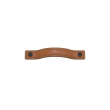 Button Bow 160 In Tan And Antique Bronze