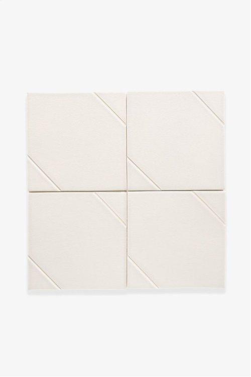 "Architectonics Handmade Odyssey Decorative Field Tile Fractal Embossed 6"" x 6"" STYLE: ARDF17"