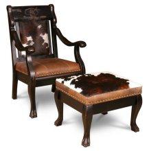 Dakota Bandit Chair & Ott