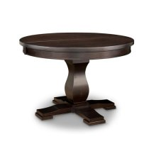 Georgetown 60'' Solid Top Round Dining Table