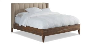 Crawford Cal King Upholstered Bed
